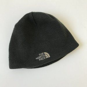 The North Face Gray Unisex Beanie Winter Hat